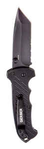 Gerber  06 F.A.S.T.  Black  Stainless Steel  8.6 in. Knife