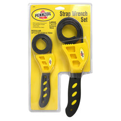 Pennzoil  Strap  Wrench Set