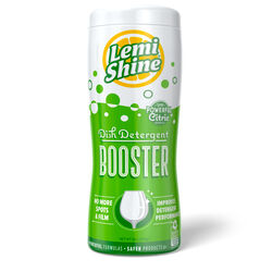 Lemi Shine  Lemon Scent Powder  Dishwasher Booster  12 oz.
