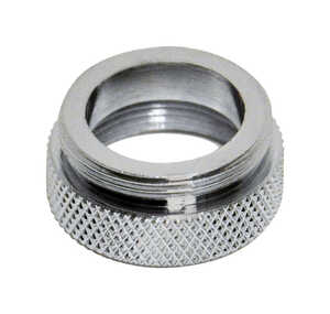 Danco  Aerator Adapter  55/64 in.  x 3/4 in.  Chrome