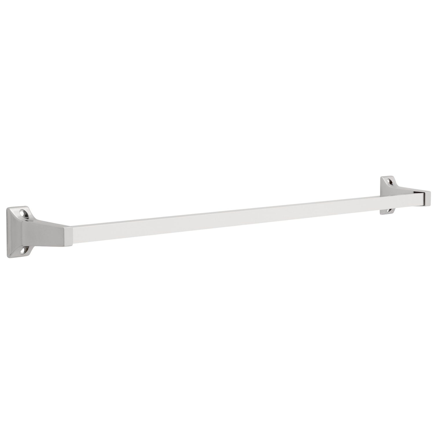 Franklin Brass  Centura  Chrome  Towel Bar  24 in. L Aluminum