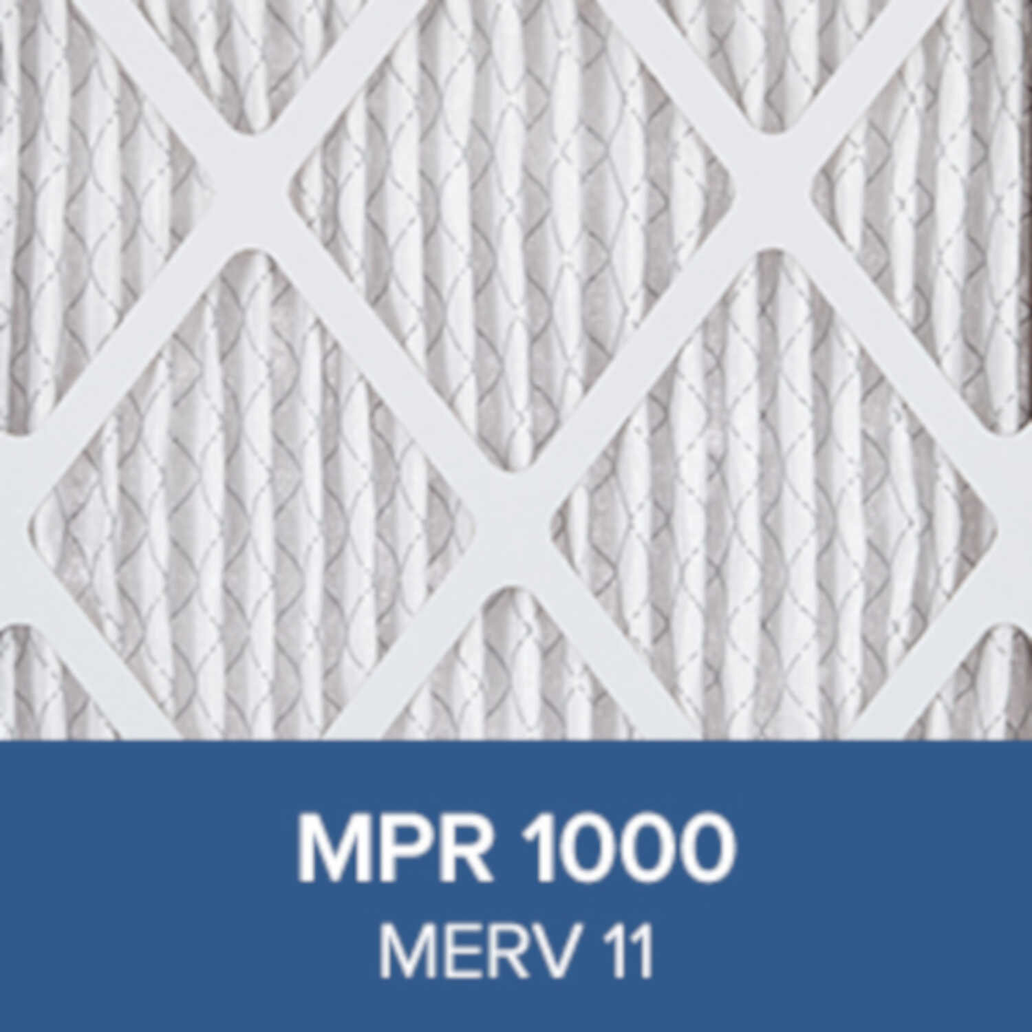 3M  Filtrete  14 in. W x 25 in. H x 1 in. D 11 MERV Pleated Air Filter