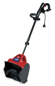Toro  Power Shovel  12 in. W Single-Stage  Electric Start  Snow Blower