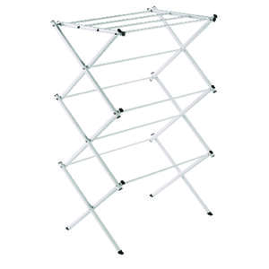 Polder  22.75 in. H x 14.75 in. W Rugged Steel  Clothes Drying Rack