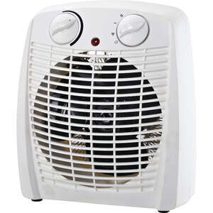ProFusion  150 sq. ft. Electric  Personal  Heater and Fan