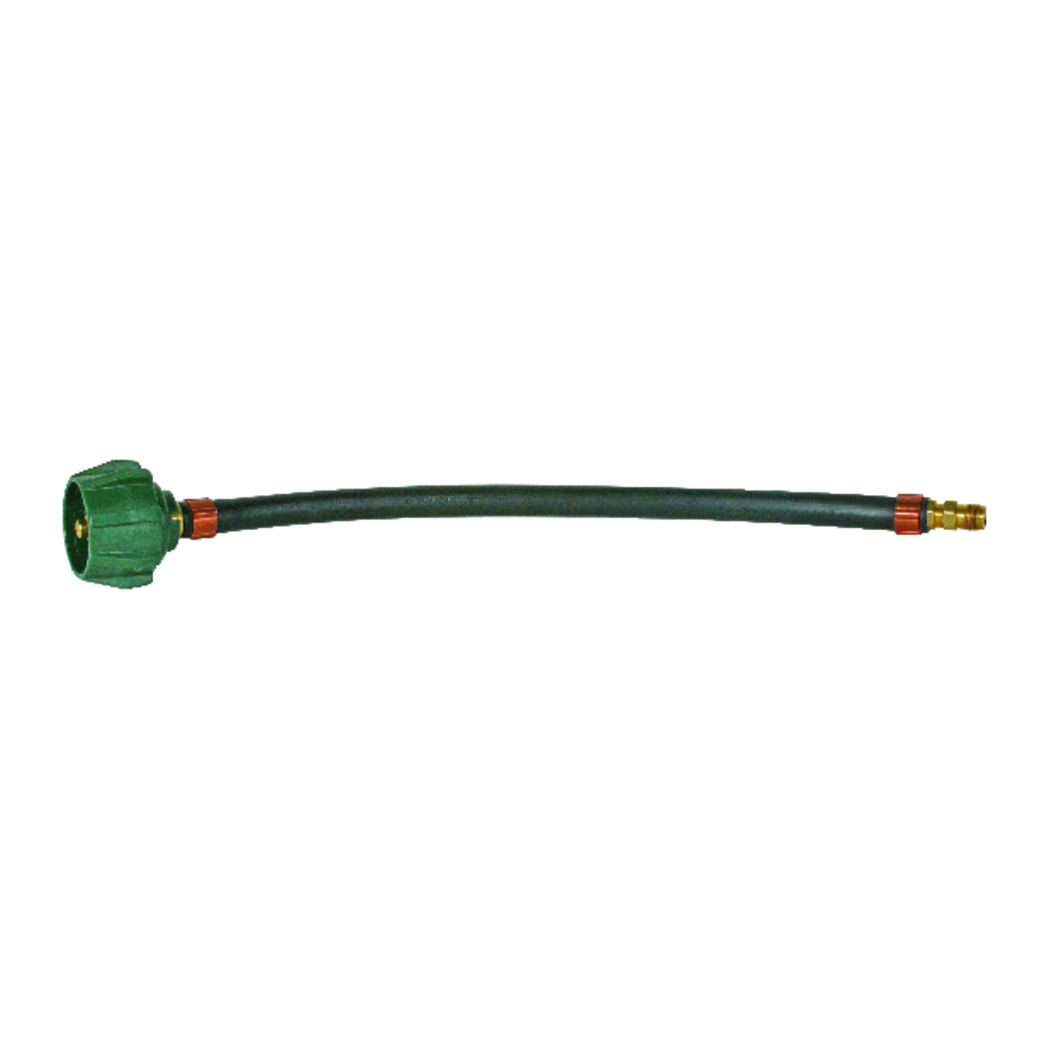 Camco  20 in. L Pigtail Propane Hose Connector