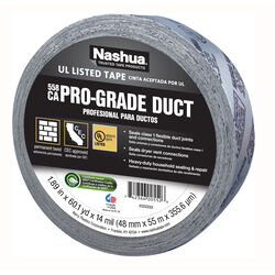 Nashua  1.89 in. W x 60.1 yd. L Gray  Duct Tape