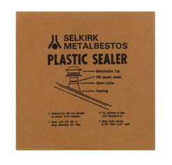 Selkirk  Galvanized Steel  Sealer Tape