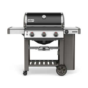 Weber  Genesis II E-310  3 burners Natural Gas  Black  Grill  37500 BTU