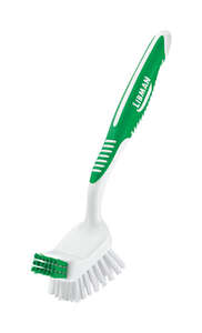 Libman  3.5 in. W Scrub Brush  Rubber