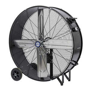 KOOL-FLO  36 in. 2 speed Electric  Drum Fan
