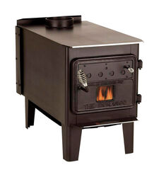 Durango  Vogelzang  1500 sq. ft. Wood Stove