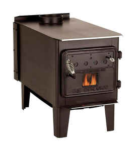 Durango  Vogelzang  74,000 BTU 1500 sq. ft. Wood Stove