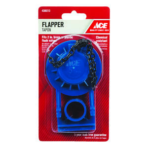 Ace  Flapper  Blue  Plastic