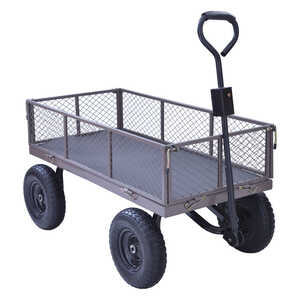 Ace  Steel  Utility Cart  900 cu. ft.