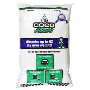 Coco  Absorb  Oil Absorbent