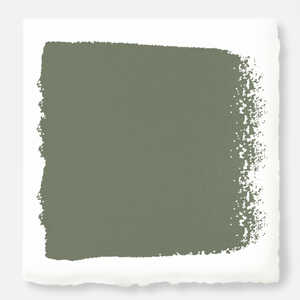 Magnolia Home  by Joanna Gaines  Bespoke Green  U  Acrylic  1 gal. Satin  Paint