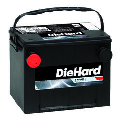 DieHard  635 CCA 12 volt Automotive Battery