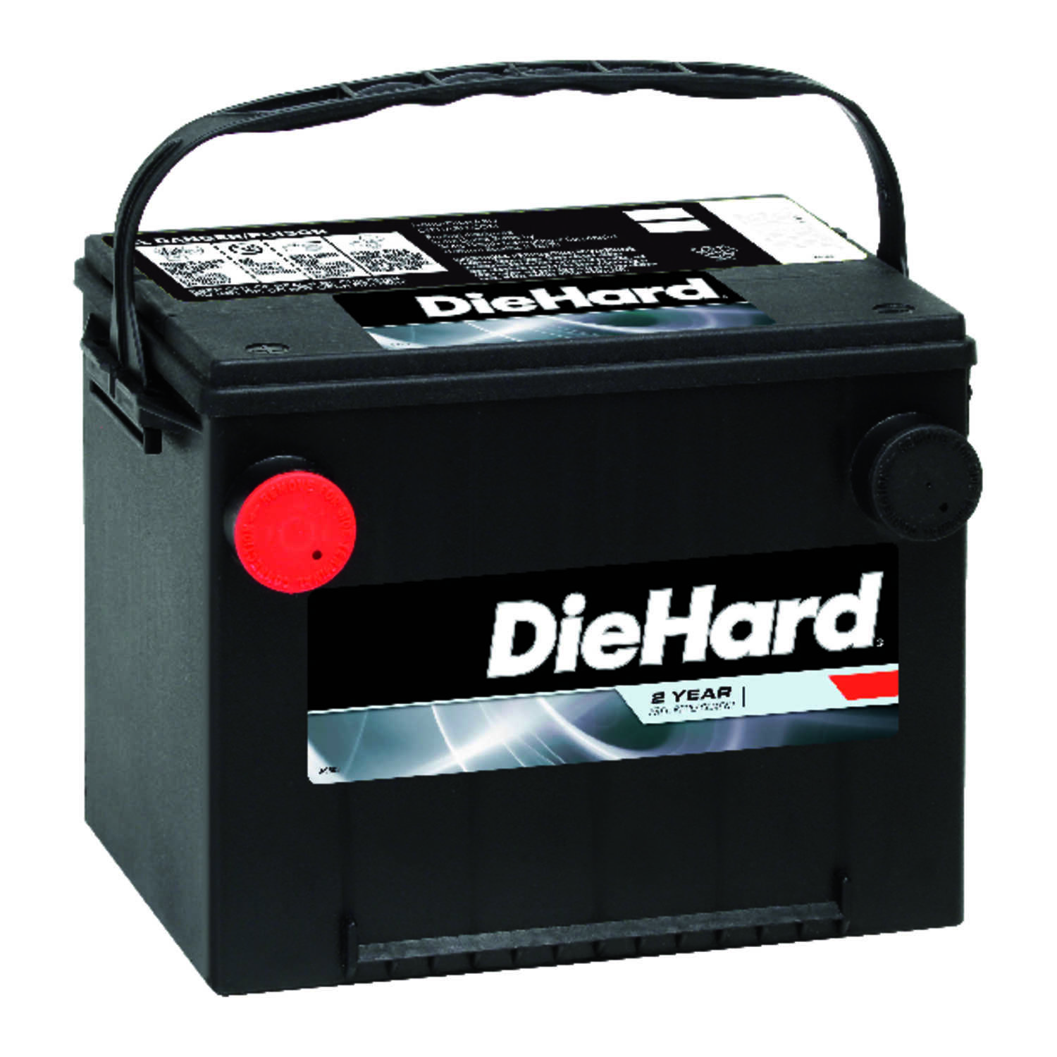 DieHard  Sealed 635 amps Automotive Battery