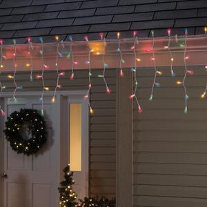 Celebrations  Staylit  Mini  Incandescent  Commercial Light Set  Multicolored  5.67 ft. 100 lights