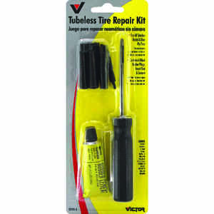Victor  Tubeless Tire Repair Kit  For Tubeless Radial and Bias Ply Tires