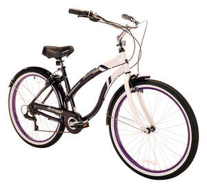 Kent  Women  26 in. Dia. Bicycle  Purple