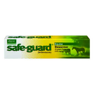 Safe-Guard  De-Wormer  For Horse 25 gm