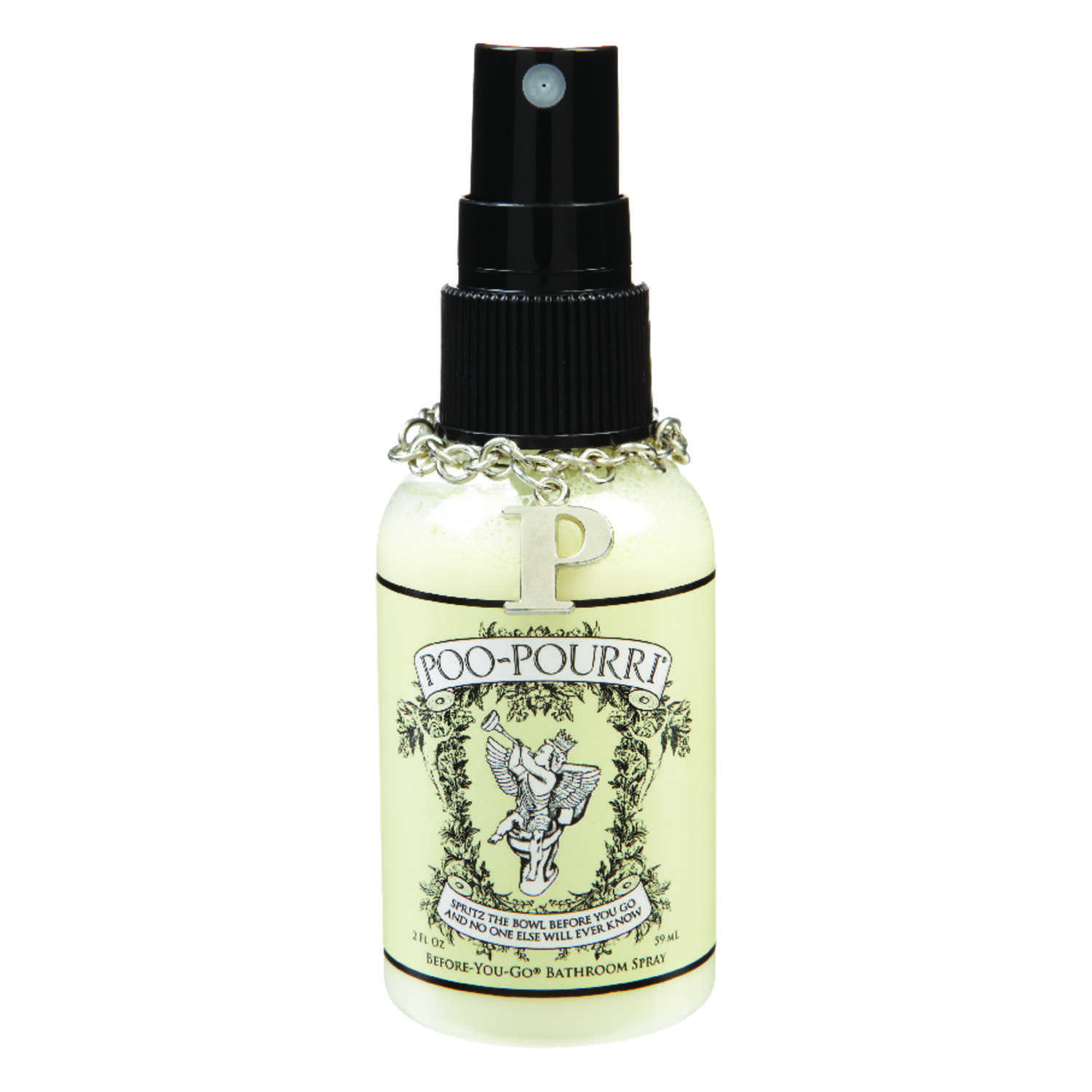 Poo-Pourri  Original Citrus Scent Odor Eliminator  2 oz. Liquid