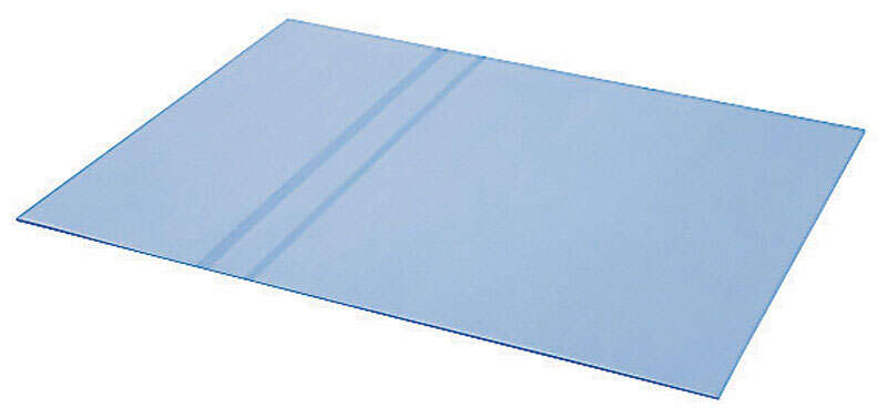 Plaskolite  Optix  Single  Acrylic Sheet  30 in. W x 36 in. L x .100 in.