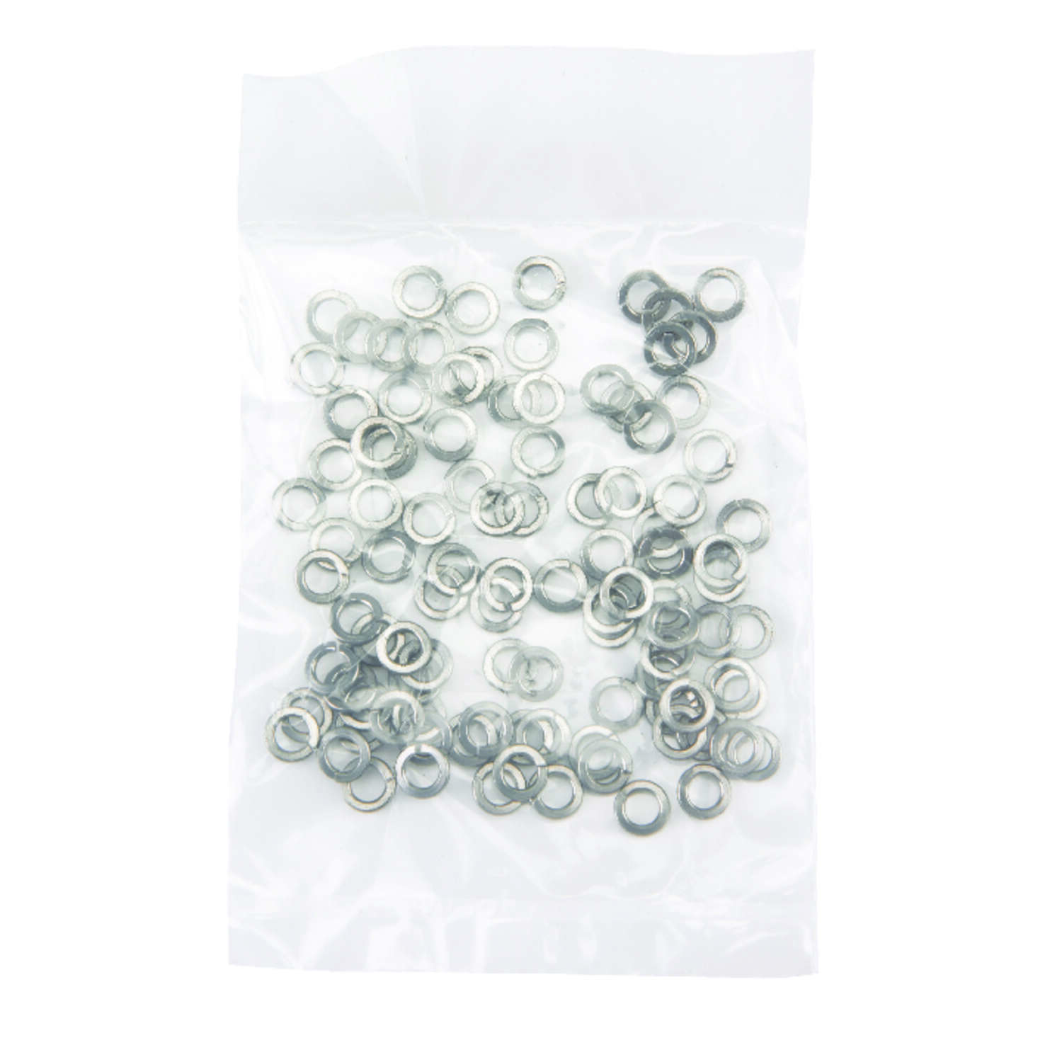 HILLMAN  Stainless Steel  No. 8  Dia. 100 each Split Lock Washer