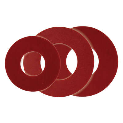 Korky Dual Flush Seal Kit Red Rubber