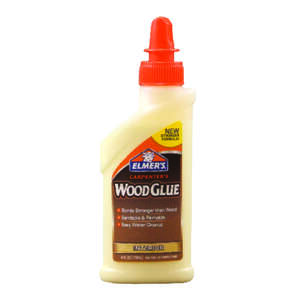 Elmer's  Yellow  Wood Glue  4 oz.