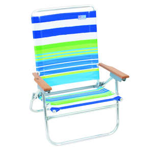 Rio Brands  Easy In/Easy Out  4 Position  Folding Chair