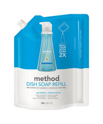 Method  Sea Mineral Scent Liquid  Dish Soap Refill  36 oz. 1 pk