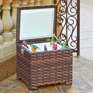 Northcape  1 pc. Ice Chest  Patio Set