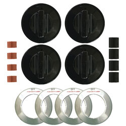 Range Kleen  Plastic  Replacement Knob Kit