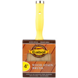 Cabot 4 in. W Straight Stain Brush