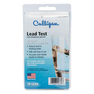 Culligan  Drinking Water Test Kit  1 pk