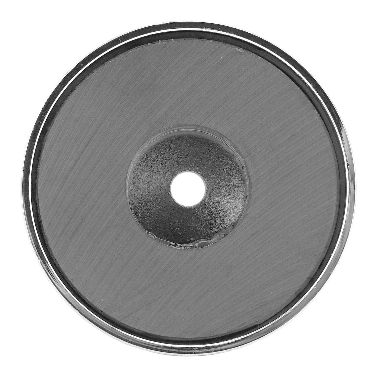 Master Magnetics  The Magnet Source  .375 in. Ceramic  Round Base  Round Base Magnet  65 lb. 3.4 MGO
