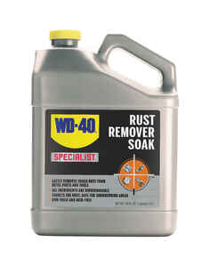 WD-40  1 gal. Rust Remover