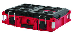 Milwaukee PACKOUT 16.1 in. Tool Box Black/Red