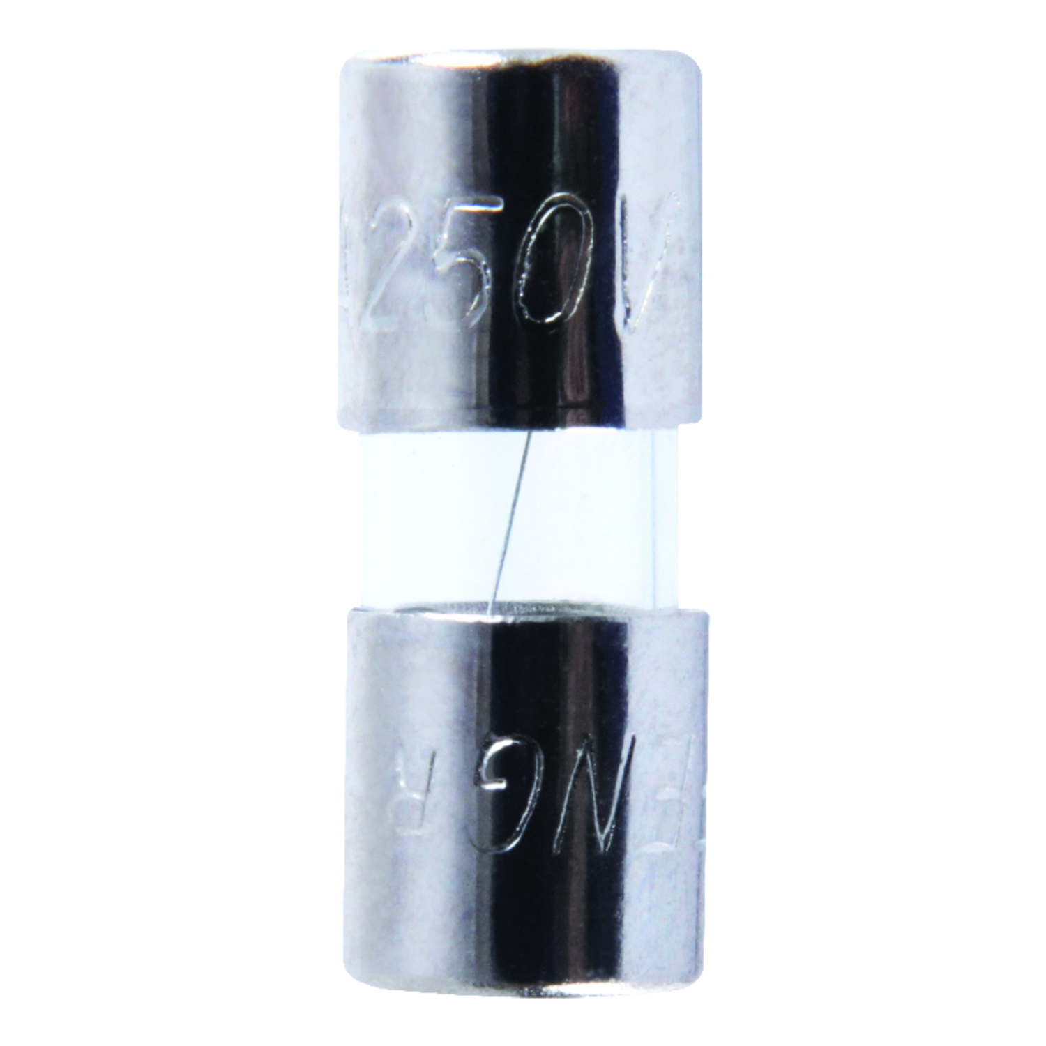 Jandorf  AGA  1.5 amps 250 volts Glass  Fast Acting Fuse  4 pk