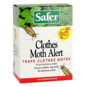 Safer Brand  Moth Trap  2 pk