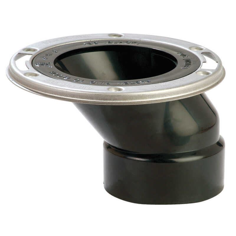 Sioux Chief  FullFlush  ABS  Offset Closet Flange