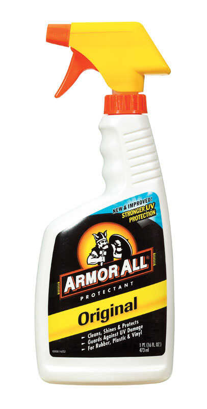 Armor All  Original  Leather  Protectant  16 oz. Bottle