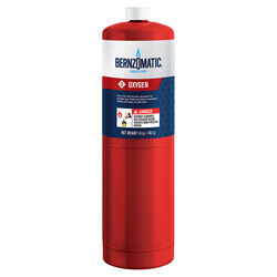 Bernzomatic  1.4 oz. Oxygen Cylinder  1 pc.