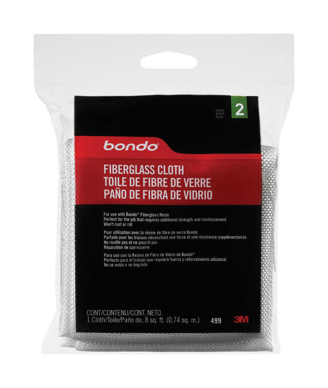 Bondo  Fiberglass Cloth
