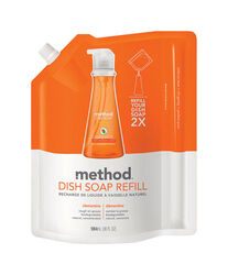 Method  Clementine Scent Liquid  Dish Soap Refill  36 oz. 1 pk