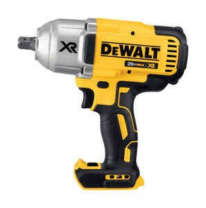 DeWalt  XR  1/2 in. Square  Cordless  Brushless Impact Wrench  20 volt 2400 ipm 1200 in-lb