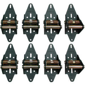 Green Hinge System  Steel  Commercial Garage Door Hinge